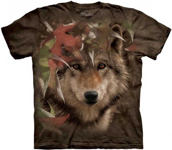 Autumn Encounter custom tee design