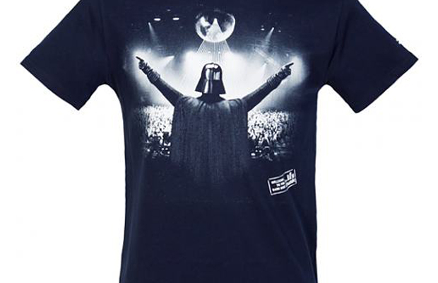 Daily Tee DJ Vader custom t-shirt design by truffleshuffle main image