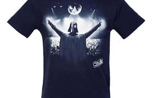 Daily Tee DJ Vader custom t-shirt design by truffleshuffle main image