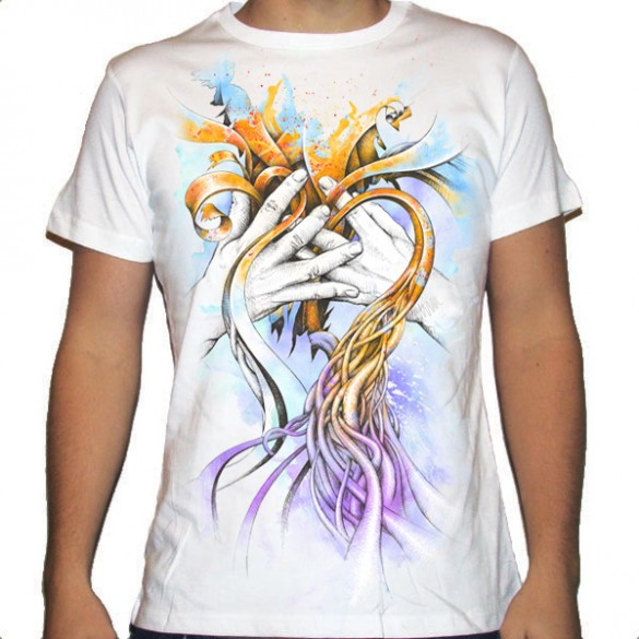 Express Yourself by whyball custom t-shirt design