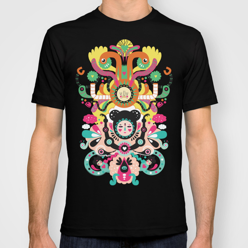 11 surreal t-shirts designs by Muxxi - fancy-tshirts.com