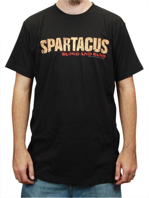 Spartacus custom t-shirt design
