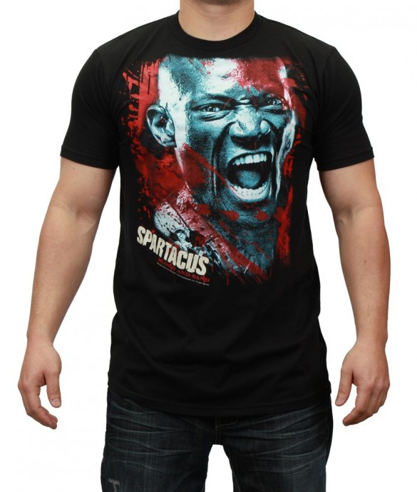 Became A Gladiator 11 Spartacus Tv Series T Shirts
