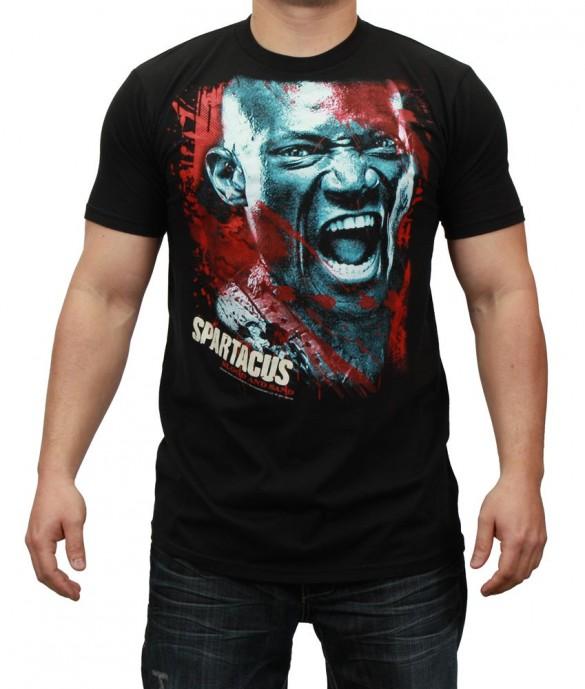 Became a gladiator 11 spartacus tv series t shirts for Custom t shirt design ideas