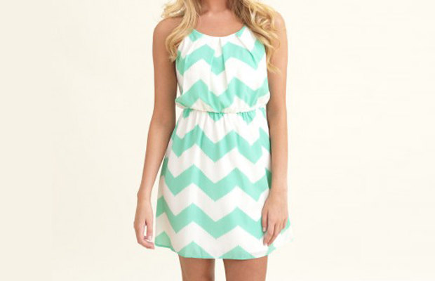 Stunning Side Dress Mint from reddressboutique main image