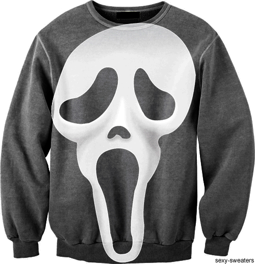 custom sweater scary movie  I Know What You Did Last Summer design