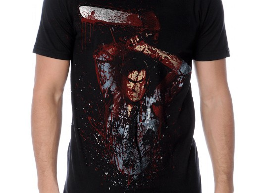 fright rags evil dead Halloween T-Shirt custom design