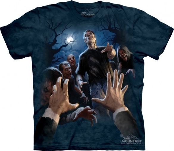 last breath zombies kill Halloween T-Shirt custom design