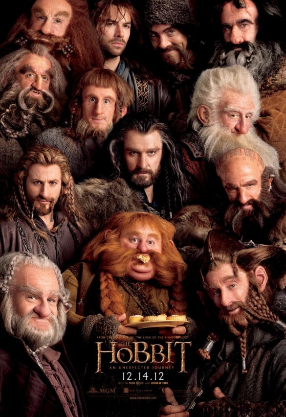 the hobbit an unexpected journey official alternative movie poster