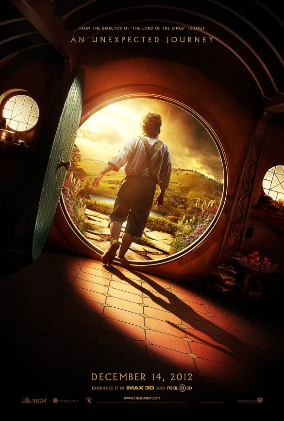the hobbit an unexpected journey official movie poster