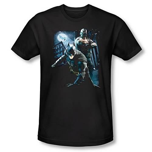 Boy Girl Youth Dark Knight Rises Batman Gotham Bane Movie Poster T-shirt top custom design