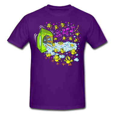Chicks Foam Party Custom T-shirt Design