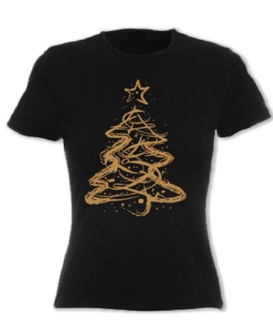 15 T-shirts designs with The Christmas Tree - Fancy T-shirts