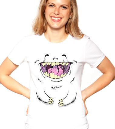 feed your t-shirt   custom t-shirt design
