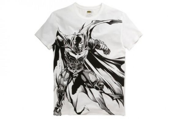 French Connection Batman the dark knight collection custom t shirt design