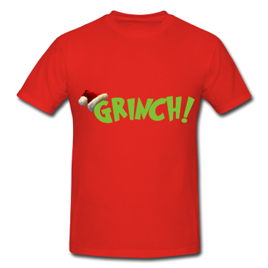 Grinch T-shirt Custom Design