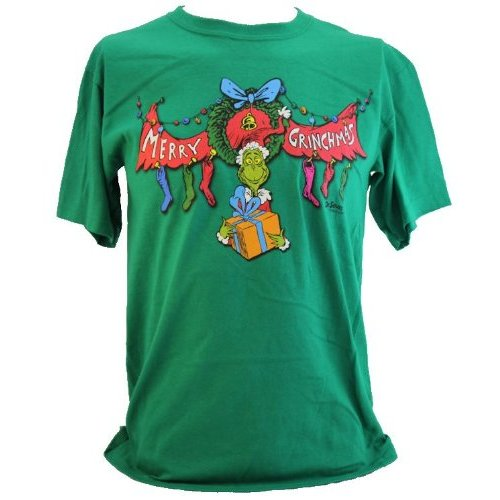 Grinch that stolen christmas t-shirt design