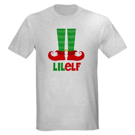 Lil Elf T-Shirt design