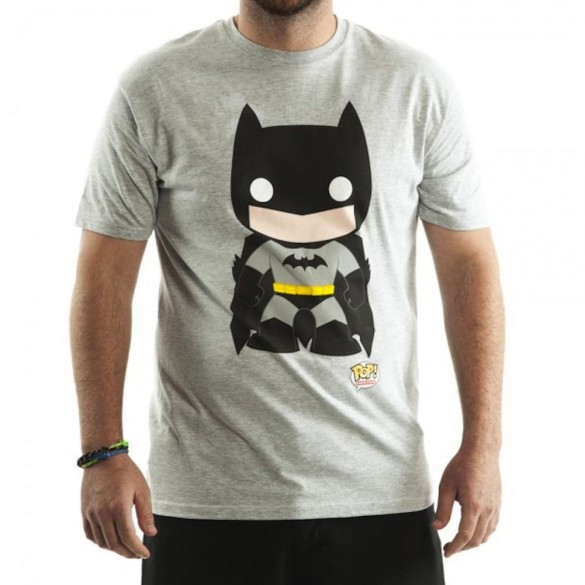 Mens DC Comics Batman Funko T-shirt custom design
