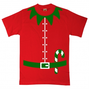 Mens Elf T-shirt Design