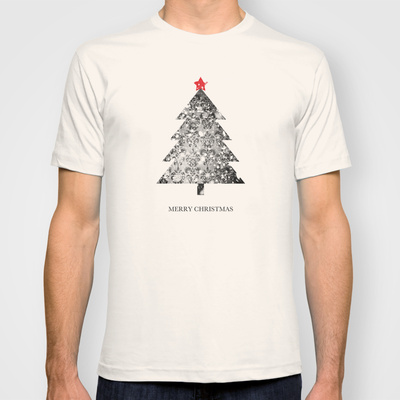 Merry Christmas T-shirt Design