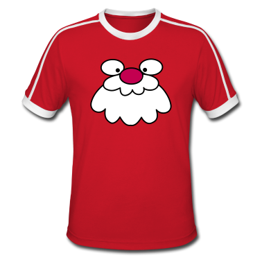 SANTA FATHER CHRISTMAS Custom T-shirt Design