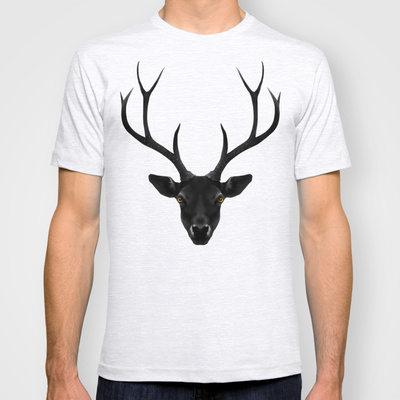 The Black Deer Custom T-shirt Design