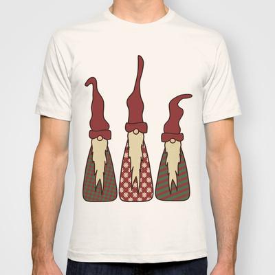 Three Wise Elves T-shirt Design