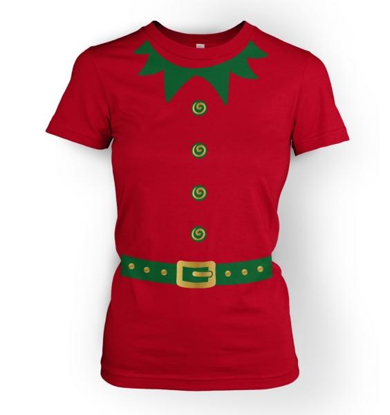 Woman T-shirt Elf  Custom t-shirt design
