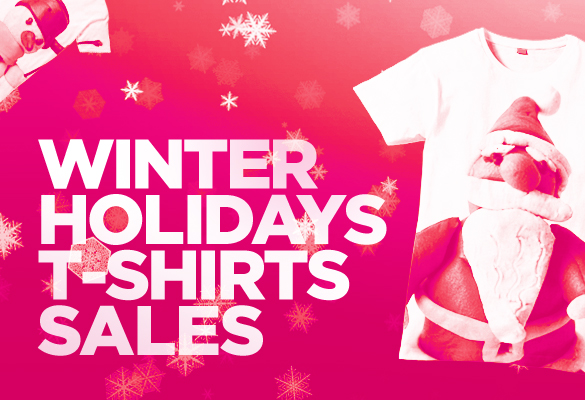 christmas, winter, holiday, t-shirts, designs, sales, offers, discounts, promotions, hot deals