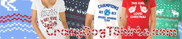 t-shirts designs discounts winter sale crazy dog t-shirts