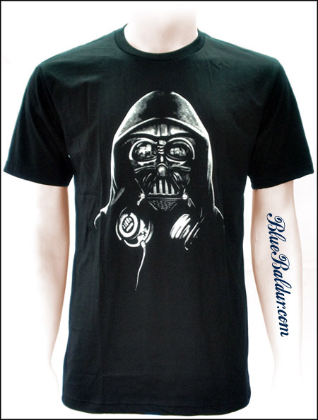 Dark Vader Music Custom T-shirt Design