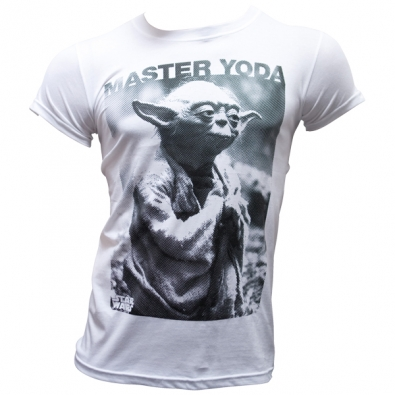 Master Yoda Custom T-shirt Design