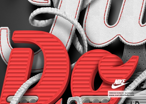 Nike Just Do It Custom Tee Design