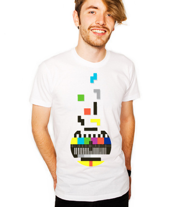 Daily tee no signal just a game t shirt design by for T shirt design game