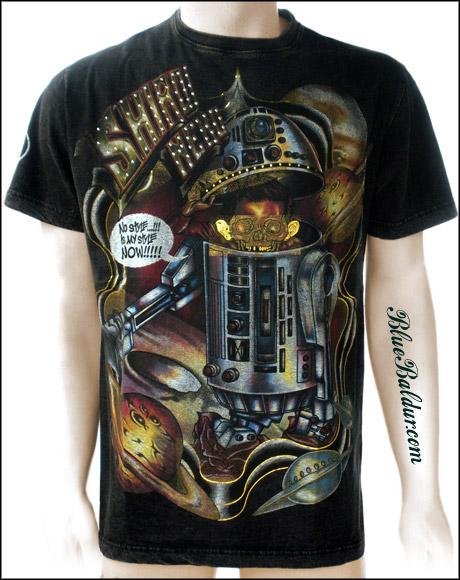 R2-D2 T-shirt Design