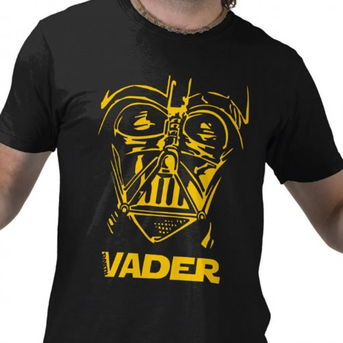 Star wars Darth Vader Custom Tee Design