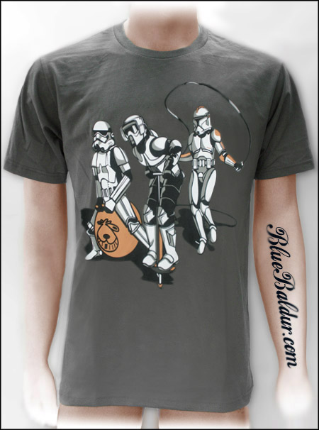 The cute Dark Side Custom T-shirt design