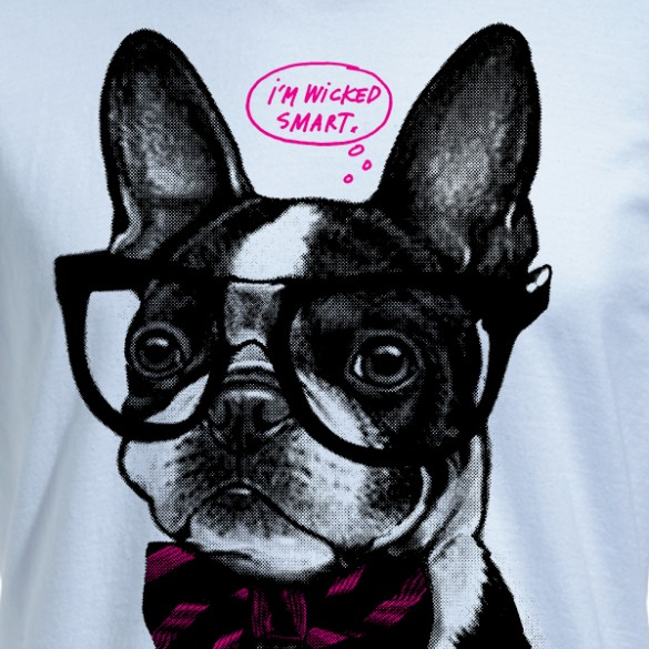 Ames Bros Wicked Smart T-shirt 1