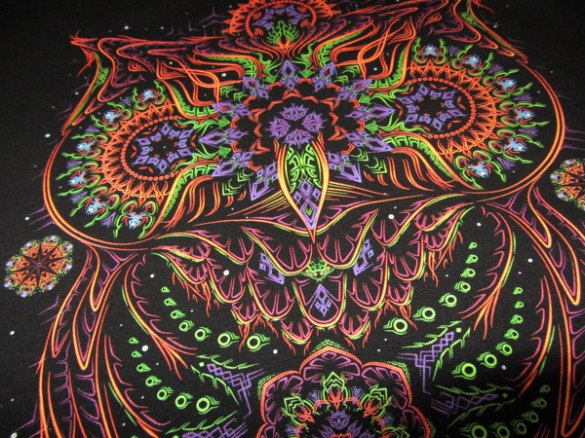 Imaginarium Tee Design Details