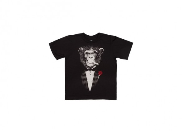 MONKEY BUSINESS Design by Alex Solis Tee Design