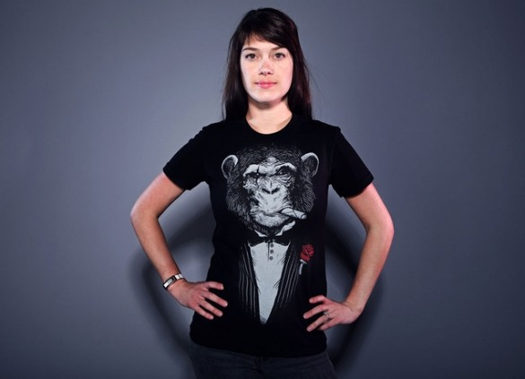 MONKEY BUSINESSDesign by Alex Solis Tee Design Boy
