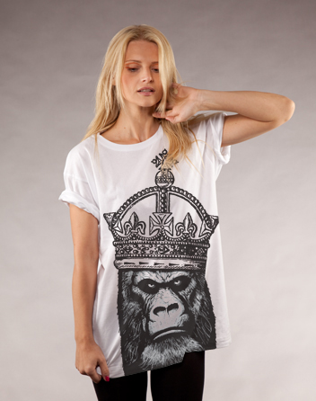 Daily Tee: Kong Organic t-shirt design by by Paul Dickinson