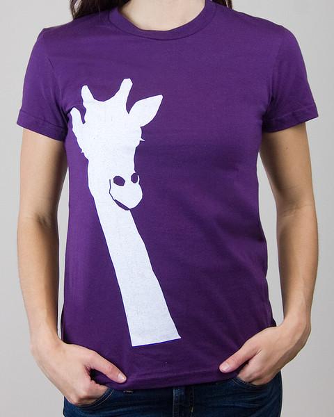 GIRAFFE  WMN Custom t-shirt design tee 1