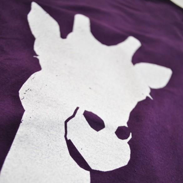GIRAFFE  WMN Custom t-shirt design tee
