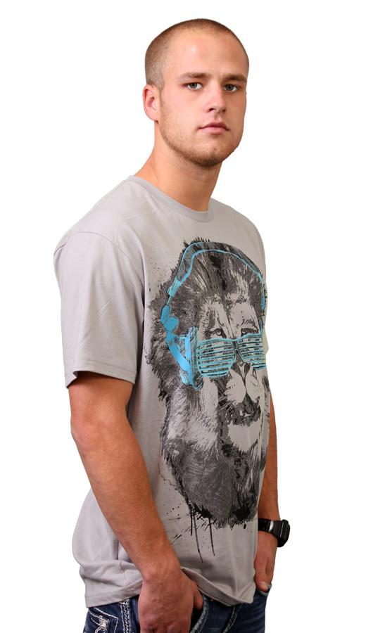 Shady Lion Custom T-shirt Design 2