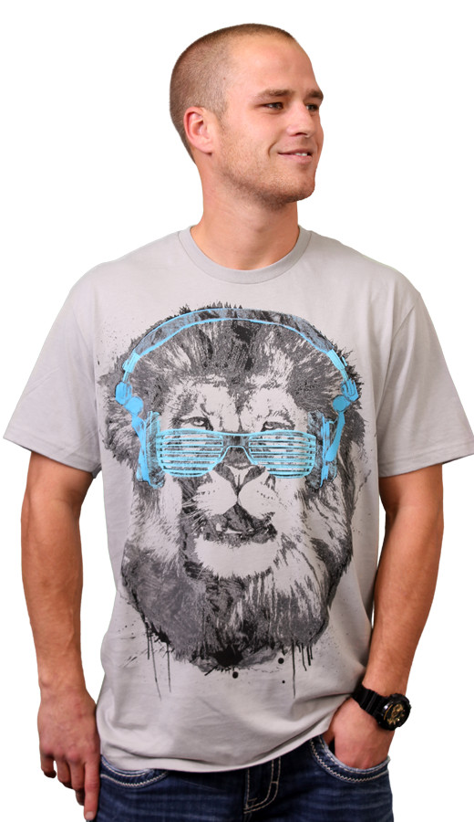 Shady Lion Custom T-shirt Design boy 1