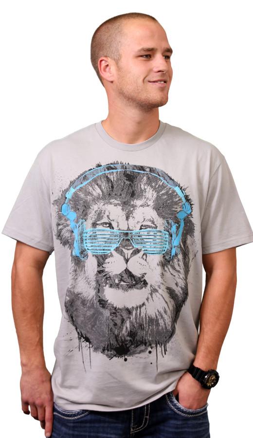Shady Lion Custom T-shirt Design boy 1