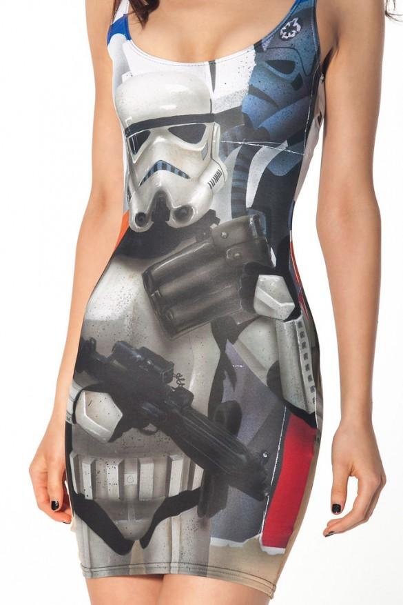 Storm Trooper Dress from blackmilkclothing 4