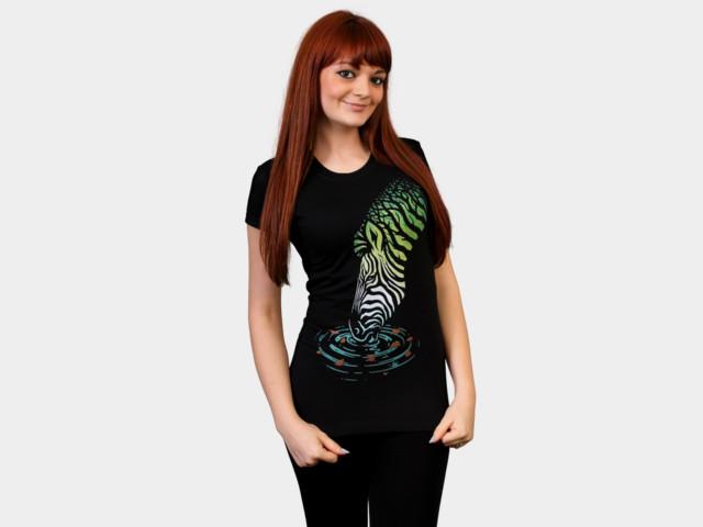 Autumn Breeze t-shirt design by buko girl
